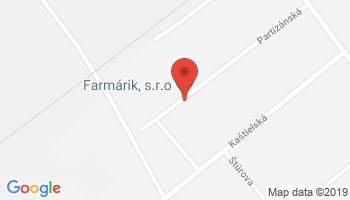 Google map: Bolešov, Bolex